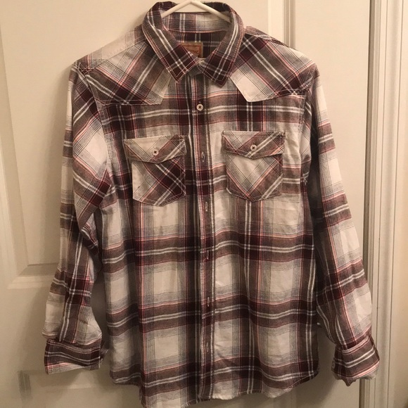 Red Camel Other - Boys long sleeve button down shirt